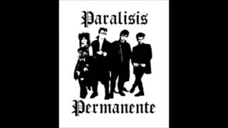 PARÁLISIS PERMANENTE - Directo Sala Autodromo San Sebastian 1983