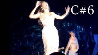 Beyoncé - G[old]en Vocals