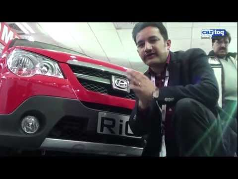 Premier Rio Video Review by CarToq, new Premier Rio Compact SUV reviewed