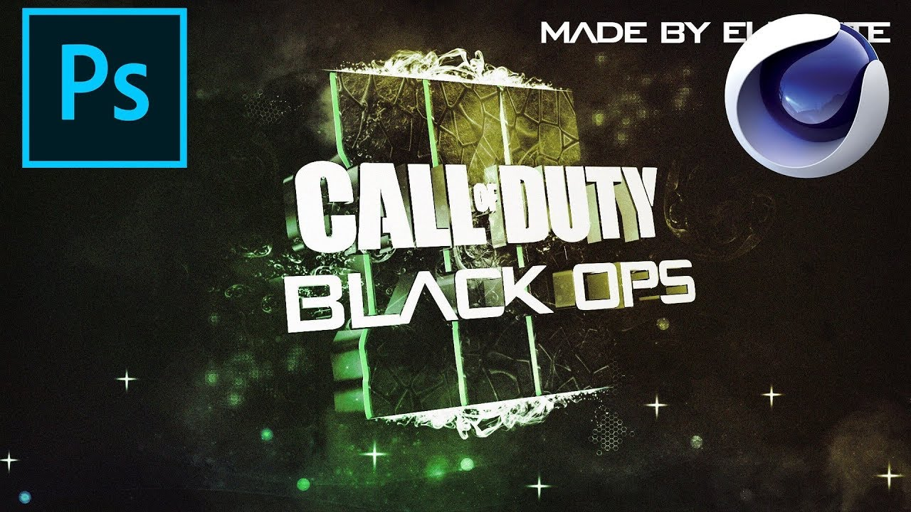Call Of Duty Black Ops 3 Wallpaper Speedart Hd Youtube