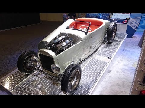Kindig-it Design - Copper Caddy - 2016 Rod-a-rama - YouTube