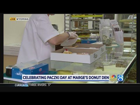 W. MI bakeries offering paczki for Fat Tuesday