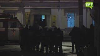 В Харькове террорист захватил заложников и угрожал взорвать здание  почты