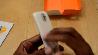 HTC One X 4G LTE (AT) Unboxing