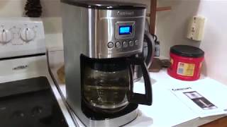Consumer Reports Coffee Maker of the Year: Cuisinart PerfecTemp DCC-320 Review