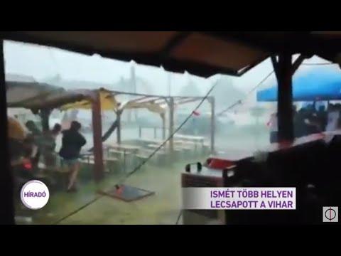 Lecsapott a vihar a Katlanra