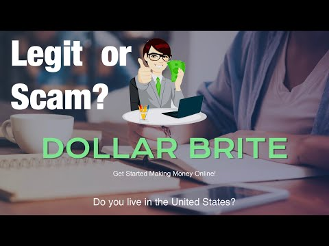Dollar Brite Review: Legit or Scam?