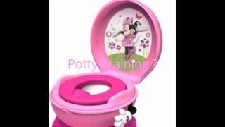 Princess potty training (ENGLISH) ? - Cute squatty potty Guide.
