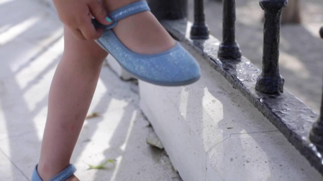 14dc5ab632f Merceditas velcro en lino metalizado - Calzado de calidad para niñas a buen  precio