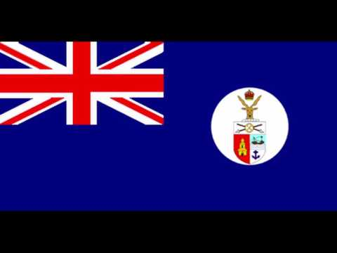 The anthem of the British Protectorate of Somaliland