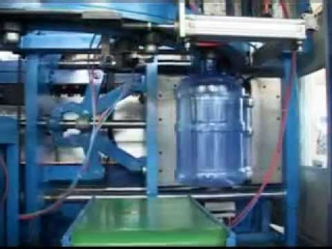 Fully Automatic 5 Gallon Stretch Blow Moulding Machine