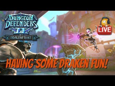 DD2 - Putting In Some Draken Grind!