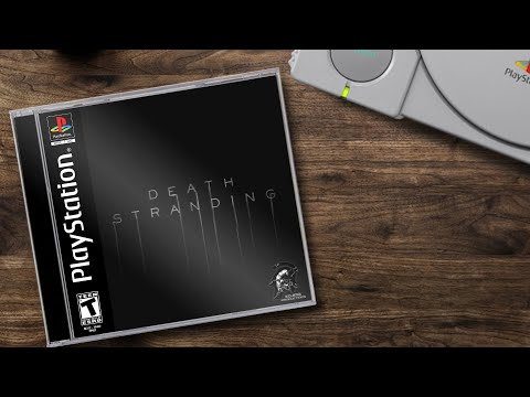 Опубликована забавная демка Death Stranding для PlayStation 1