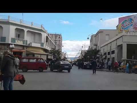 Oujda city, Morocco مدينة وجدة المغربية