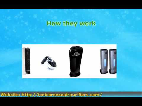 What is an Ionic Air Purifier?