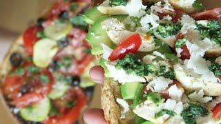 Easy Fresh Food | Bruschetta