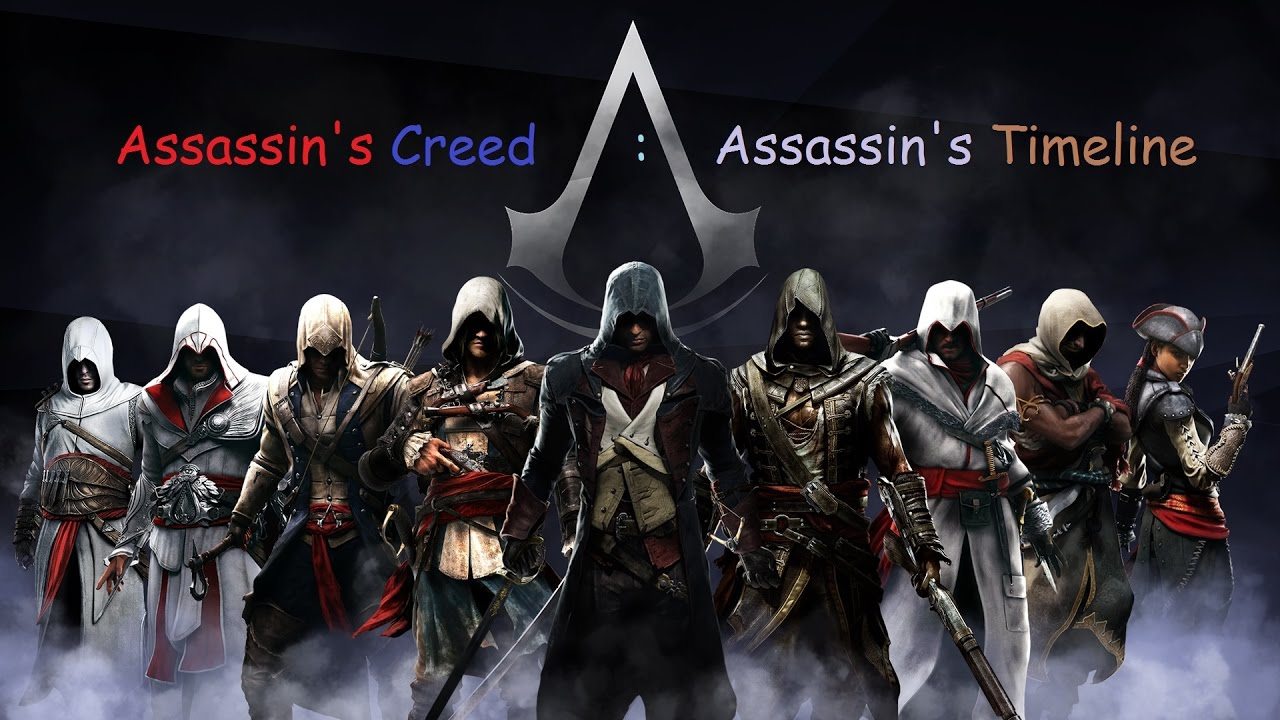 Assassin S Creed Assassin S Timeline Youtube