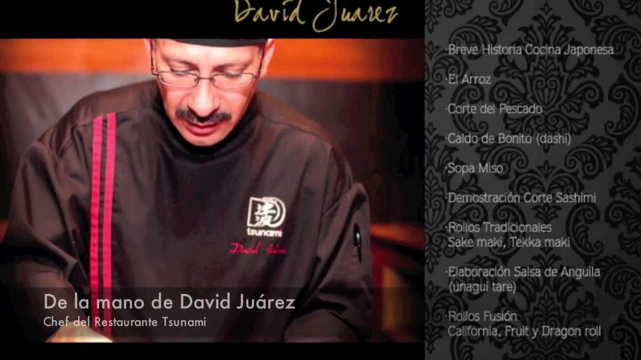 Curso de Comida Japonesa en el Restaurante Tsunami