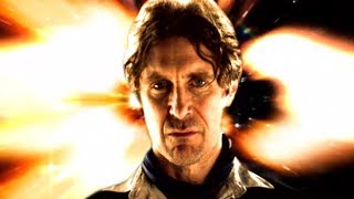 Night of the Doctor Title Sequence (Paul McGann)