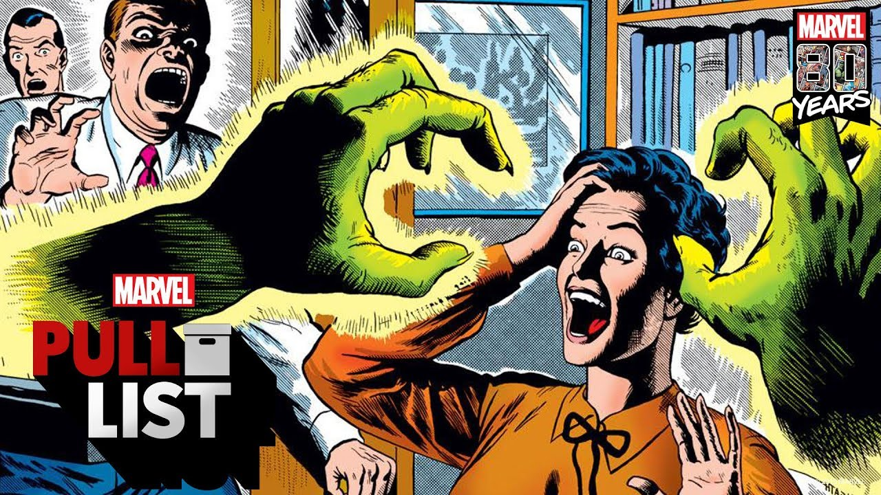 Hardcore Horror and STRANGE TALES! | Marvel's Pull List