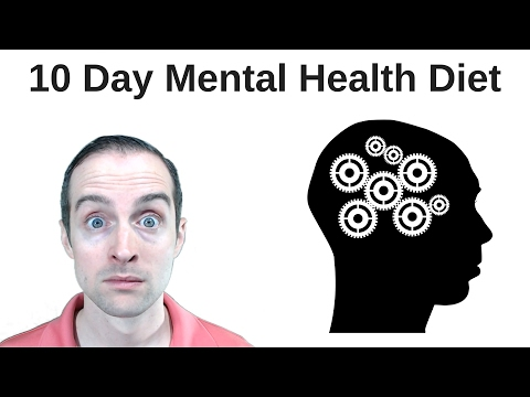 The 10 Day Mental Health Diet: Challenging The Mind to Give Up Toxic Energy!