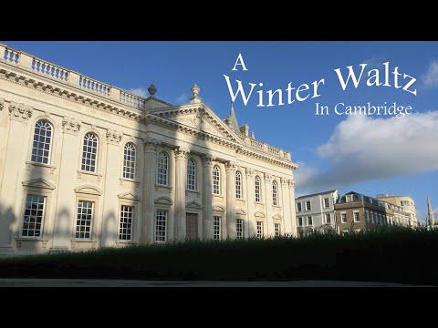 A Winter Waltz In Cambridge