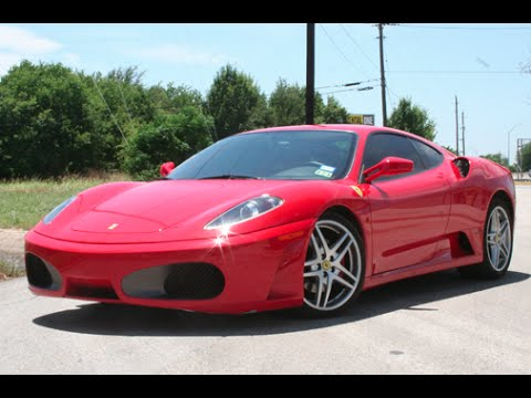 Ferrari F430 Manual - One Take