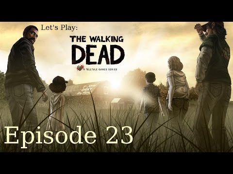 No Babies in Crawford -Ep 23 Let's Play: The Walking Dead Season 1