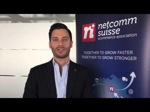 Keynote-Speaker Carlo Terreni, General Director NetComm Suisse Association
