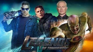 """Легенды Завтрашнего Дня: """"Трейлер 2-го сезона"""" [Обзор] / DC Comics"""