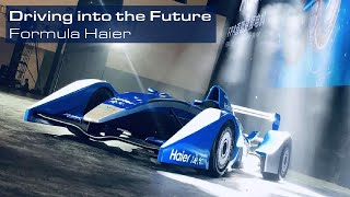 Driving into the Future - Formula Haier