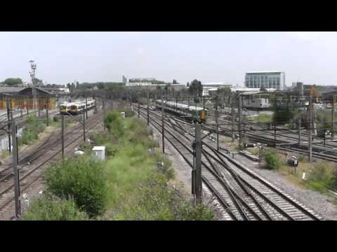 Trains @ Watford/Kensington Olympia/Willesden Junction/Watford 13.7.14.