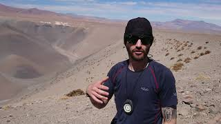 Atacama expedition, desert navigation.