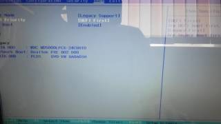 Утиліта налаштування BIOS insideH20 об'явл 3 7