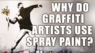 The History of Spray Paint