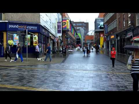 City Centre, Wakefield, West Yorkshire