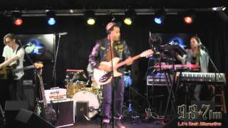 Twin Shadow-Patient LIVE at 987FM