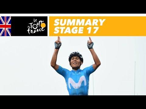 Summary – Stage 17 – Tour de France 2018