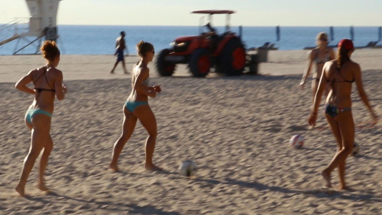 Pompano Beach Volleyball Team Usa