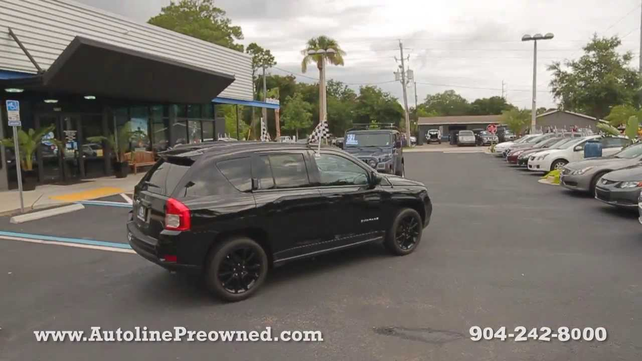 Autoline Preowned 2012 Jeep Compass Latitude For Sale Used ...