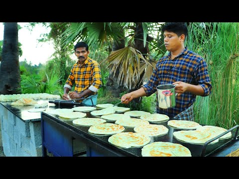 how to make layered soft parotta kerala paratta village food recipe kerala cooking pachakam recipes vegetarian snacks lunch dinner breakfast juice hotels food   kerala cooking pachakam recipes vegetarian snacks lunch dinner breakfast juice hotels food