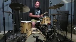 Jason Cooper Demo-Pearl Vision Kit-Beier 1.5 Steel--5.5 x 13...