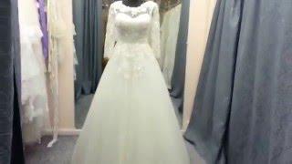 Свадебное платье 88250