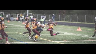 2017 youth football highlights - joppatowne seahawks 9u (week 6)