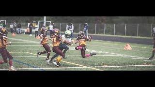 2017 youth football highlights - joppatowne seahawks 9u (week 6)