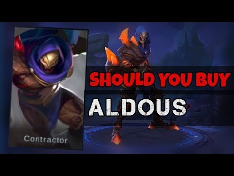 Should You Buy Aldous Is Aldous Worth Buying Mobile Legends Bang Bang Aldous Guide