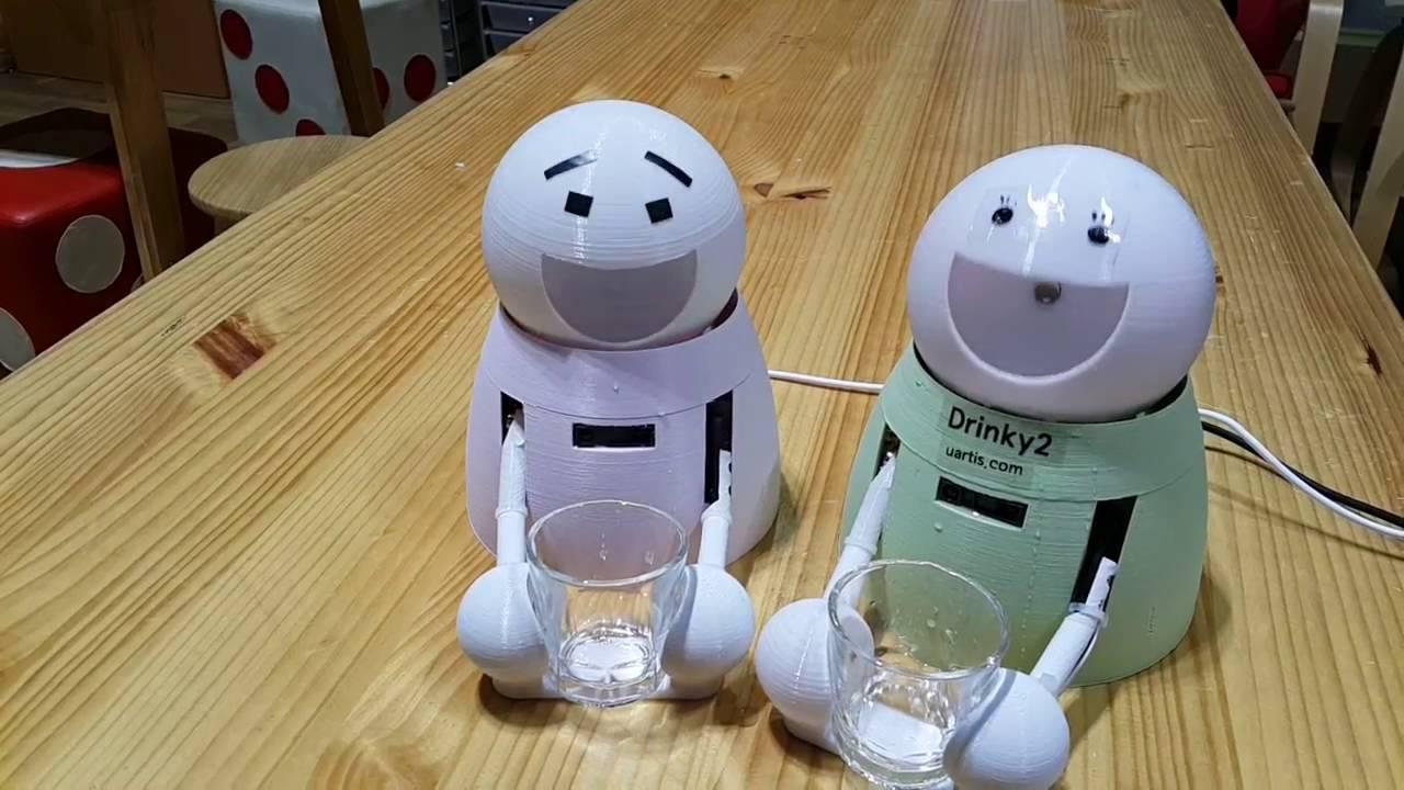 drinky2 twins arduino based