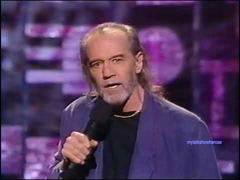 GEORGE CARLIN - AMAZING STAND-UP