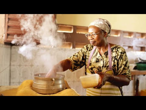 Les secrets du watché, riz cantonnais Africain