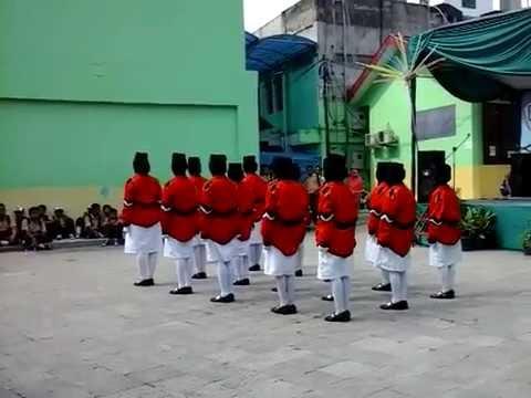 PBB Musik Paskibra SMP NURIS Jakarta (KOPASRIS) - Worth It Remix